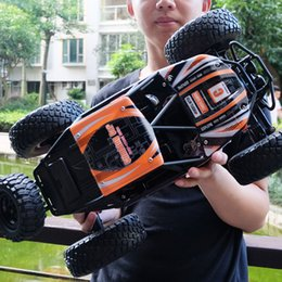 Wholesale Rc Electric Buggy - The United States to climb the Buggies rc car rechargeable wireless remote control car vehicle, the four-wheel drive vehicle rc cars