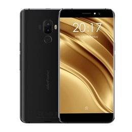 Wholesale 5mp Usb Camera - Ulefone S8 Pro 4G Smartphone 13MP+5MP Dual Back Cams 5.3'' HD Android 7.0 MTK6737 Quad Core 1.3GHz 2GB+16GB 3000mAh Mobile Phone