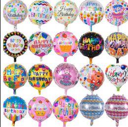 C 18 Birthday Themes