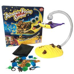 Amigos de escritorio online-Juego de alfombra voladora de Aladdin Juego de balanza suspendido Juguetes de escritorio flotantes Interacción de juguetes entre padres e hijos Juguetes novedosos para niños