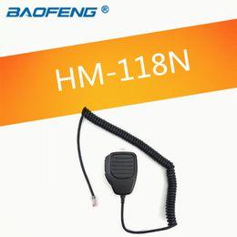 Wholesale Icom Handhelds - Zeadio Modular 8 pin Handheld Remote Speaker Mic Microphone for iCom IC-706 IC-2000 H IC-F1721 IC-7000 IC-V8000 etc