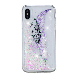 glitter butterflies Coupons - Liquid Soft TPU Cases For Xiaomi 8 mi8 Mix 2S Note 4 5 Pro Moto E5 Plus Eiffel Tower Glitter Quicksand Dress Lady Fairy Butterfly Gel Cover