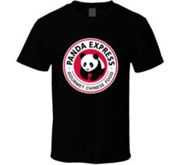 Panda Express Gourmet Chinois Fast Food Restaurant Logo Tee shirt Homme Noir Drôle livraison gratuite Unisexe Casual tee cadeau ? partir de fabricateur
