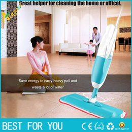 Wholesale Hot Water Cleaners - Hot sale Environmental Water Home Used Spray Mop For Various Kinds Of Floor Cleaning Tool