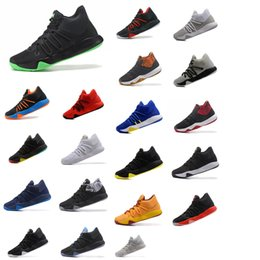 779752405cac Cheap mens KD Trey 5 V EP basketball shoes Cool Grey Blue Thunder Yellow  Red Black kds Kevin Durant air flights sneakers tennis for sale