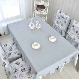 Al por mayor-moda más el tamaño de la silla de comedor de comedor conjunto mesa de comedor conjunto silla cubierta cojín mantel paño calidad cubre desde fabricantes