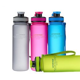 Wholesale Choice Travels - 1000ml Water Bottle Eco -Friendly Sports Juice Tea Bottle Travelling Climbing Cycling Bottle Best Choices For Outing Adults
