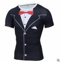 Faux vêtements de sport en Ligne-Sports T-Shirt T-Shirt à manches courtes pour hommes