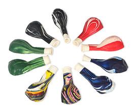 Ballons En Latex De Marbre Coloré Latex Air Ballon 10 pouces pour Bébé Shower Birthday Party Decor Enfants Parti De Mariage ? partir de fabricateur