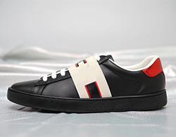 Nuove scarpe da donna di design da uomo di lusso con designer di alta qualità di lusso Ace tape sneaker scatola originale dustbag grande taglia 35-46 da