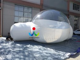 Wholesale party tent sales - 2018 High Quality Inflatable Bubble Tent with Waterproof and Fireproof for Party On Sales