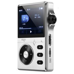 Wholesale flac audio player - New Original Aigo MP3-108 High-quality 8G Portable Audio Lossless Hifi Music Player Support APE FLAC  WMA  WAV OGG ACC MP3