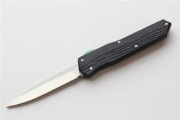 cuchillos plegables automáticos Rebajas Cuchillo plegable de combate de combate Cypher Tactical Versión 3 VESPA de alta calidad Cuchillos automáticos de supervivencia M390 Blade BM Camping caza herramienta EDC