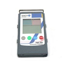 velocidades de fluxo Desconto Novo Medidor de Campo Eletrostática FMX-004 SIMCO ESD Medidores De Teste Eletrostática Tester Tamanho Do Bolso Medidor De Campo Eletrostática