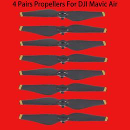 Argentina Nueva Llegada 4 par 8 pcs 5332S Accesorios para DJI Mavic Air Propeller Blade prop para DJI Mavic Air Drone RC Quadcopter Accesorios Suministro