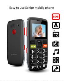 2019 примечание разблокированные сотовые телефоны dual sim artfone C1 старший телефон, хороший старший телефон, большой телефон, простой телефон, большая батарея, громкая связь, SOS, боковая кнопка