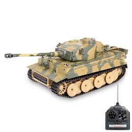 Wholesale remote control bullets - RC Tank NO.782 Remote Control Tank Shooting BB Bullets Emulation Panzer Toy