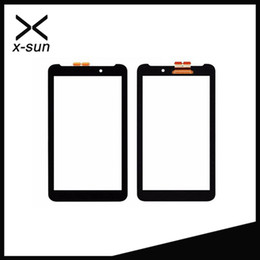Wholesale 7inch Screen Replacement - Wholesale- Free shipping 7inch ouch Screen Digitizer Glass Lens For Memo Pad 7 ME170 K012 ME70CX 5581L K017 K01A Replacement Screen