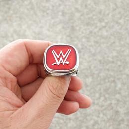 regalos de los pasillos Rebajas Los nuevos campeones de la llegada suenan 2018 Wrestling Entertainment Hall de la fama de anillos de campeonato Fan Gift de alta calidad al por mayor Envío de la gota
