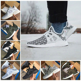 Wholesale Japan Shoes Sale - HOT SALE 2018 New Originals NMD XR1 Runner PrimeKnit Master Mind Japan Women Mens Designer Running Shoes Trainers Sneakers size 36-45