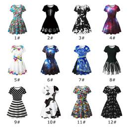 d2104c1a730 2018 nouveau 12 styles femmes Vintage Style Star Print Pinup Swing Soirée Rockabilly  Robes rétro Robes décontractées Vêtements pour femmes vêtements ...