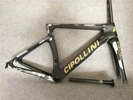 Wholesale cipollini bikes - 3K Matte T1000 Silver-Grey Camouflage Cipollini NK1K carbon road frames with BB30 BB68 XXS XS S M L free shipping