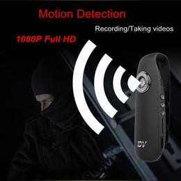 Wholesale Motion Detection Pen - 2018 Wireless 1080P Full HD Mini Camera Body Worn Pen Micro Camcorder Audio Video Car Recorder Motion Detection Secret Small Cam