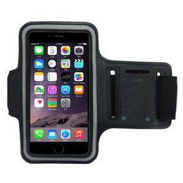 Braçadeira telefone ginásio on-line-4.7 5.5 polegada de casos de telefone para o iphone 8 7 6 s 6 plus case esporte braçadeira banda cinto capa em execução gim saco caso