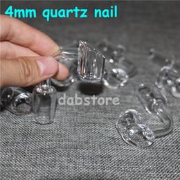 Seau à miel clou à quartz clou à titane clou sans bille 18 mm 14mm 10mm taille 4mm épaisseur silicone pipe à eau bulleur bong ? partir de fabricateur