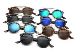 6365d85ab3e99b 1 haute qualité classique aviator lunettes de soleil lunettes de soleil de  marque pour hommes et femmes lunettes de soleil noir violet bleu vert 50 mm  54 mm ...