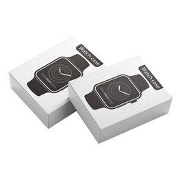 Canada 200 pcs High Class Exquis boîte d'emballage Pour 38mm 42mm Apple Watch Case sans plateau intérieur livraison gratuite Offre