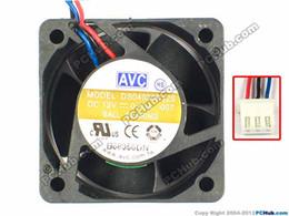 avc 12v dc fan Rabatt AVC DS04020B12S -007 Server Quadratischer Lüfter DC 12V 0.40A 40x40x20mm 3-adrig