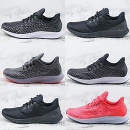 98c35e1bf2c 2018New Top Qualité Pegasus 35 Hommes Chaussures de Course Sport Trainers  Sneakers En Plein Air Marche Jogging Chaussure À La Mode chaussures de sport