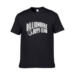 Wholesale Boys Red Tops - BILLIONAIRE BOYS CLUB T-Shirt BBC T Shirts Men Hip Hop Cotton Tshirt Round Collar billionaire Man Tops Summer Short Sleeve Shirt