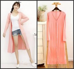 82041c4812b560 maglioni cardigan donna per l'estate Sconti Maglione di cotone maglione  sottile modale donne maglione