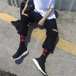 4adc4fcf569a red socks clothing Coupons - Mens Street Clothing 424 long socks Four Two  Four Cotton Socks