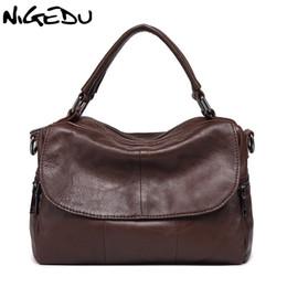 4a615fc26a NIGEDU sacs en cuir pour femmes Sacs à main Cuir de vachette Sac à  bandoulière pour filles Sac à bandoulière noir Sac à bandoulière pour Sacs  à main pour ...