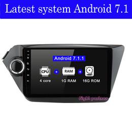 rav4 bluetooth Rabatt Fabrikpreis spätester Android 7.1.2 Auto-DVD-Spieler gps-Navigation für Kia k2 RIO 2010 2011 2012 2013 2014 2015 Autostereoautorad