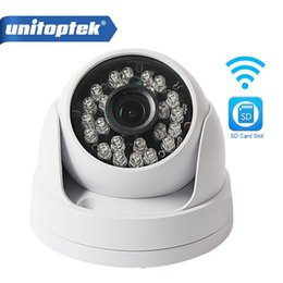 Wholesale 1mp Ip Camera - HD 720P 1080P Wireless IP Camera 960P Onvif Dome 1MP 2MP Security CCTV Camera IR 20m IR-Cut Onvif TF Card Slot P2P CamHi