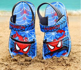 Children's shoes sandals 2018 new summer children's beach cartoon men's and children's shoes casual sports baby shoes children Coupons