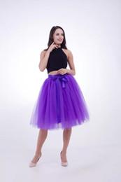 ba6ceb593 Custom-Made 5 Layers Midi Tulle Skirt Bridesmaid Dresses Princess Prom Dresses  Tutu Skirts Wedding Party Dresses Evening Wear TU0021