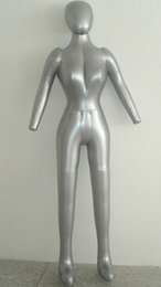 Wholesale inflatables mannequins - wholesale 2 style sexy Inflated torso,Inflatable Female models, maniquies inflables,pvc woman realist mannequin para ropa,full body,M00358