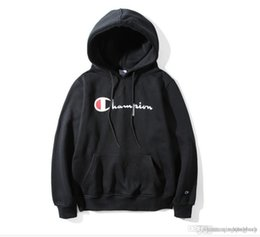 Wholesale Comfortable Men S Hoodies - Winter Autumn Hooded Sweater Cotton Women and Men Sport EmbroidHoodies Loose comfortable Mens Hoodies Sweatshirt Skateboard Jumper with Hat