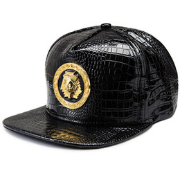 684dc0454b6 Gold Pharaoh of Egypt snapbacks cap for men women hip hop rapper designer  hats men street dancing skate men baseball cap free shippign inexpensive  pharaohs ...