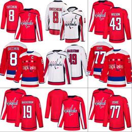 c5b6aae8643  8 Alex Ovechkin Jersey Washington Capitals Mens 19 Nicklas Backstrom 43  Tom Wilson 70 Braden Holtby 92 Evgeny Kuznetsov Hockey Jerseys capital  jerseys on ...