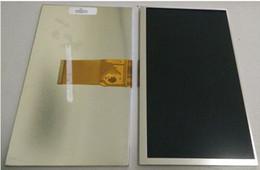 "Ipad lcd display de ar on-line-Nova Display LCD Matriz Para 7 ""RoverPad Air Play S7 TABLET display LCD 1024x600 Painel de Tela interna frete Grátis"