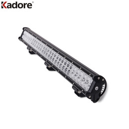 Wholesale Roof Light Bar For Trucks - 28Inch 180W Straight LED Light Bar For Boat Off-road Truck Tractor Ford Tractor 4WD SUV Combo Beam Fog Roof Driving Work Lamp Bumper Lights