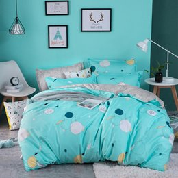 Wholesale fruit drying machines - New Green Color Fruits Print Twin Full Queen King Size Bedding Set  Duvet Cover Set for Kids and Adults