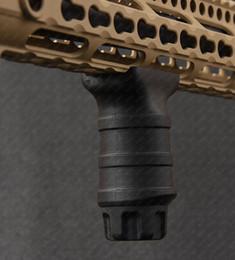 2019 eixos de flecha por atacado Nylon polímero minitype keymod grip com caixa de Acessórios BK M4518