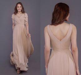 Rabatt Billige Vintage Stil Brautjungfer Kleider 2019 Billige